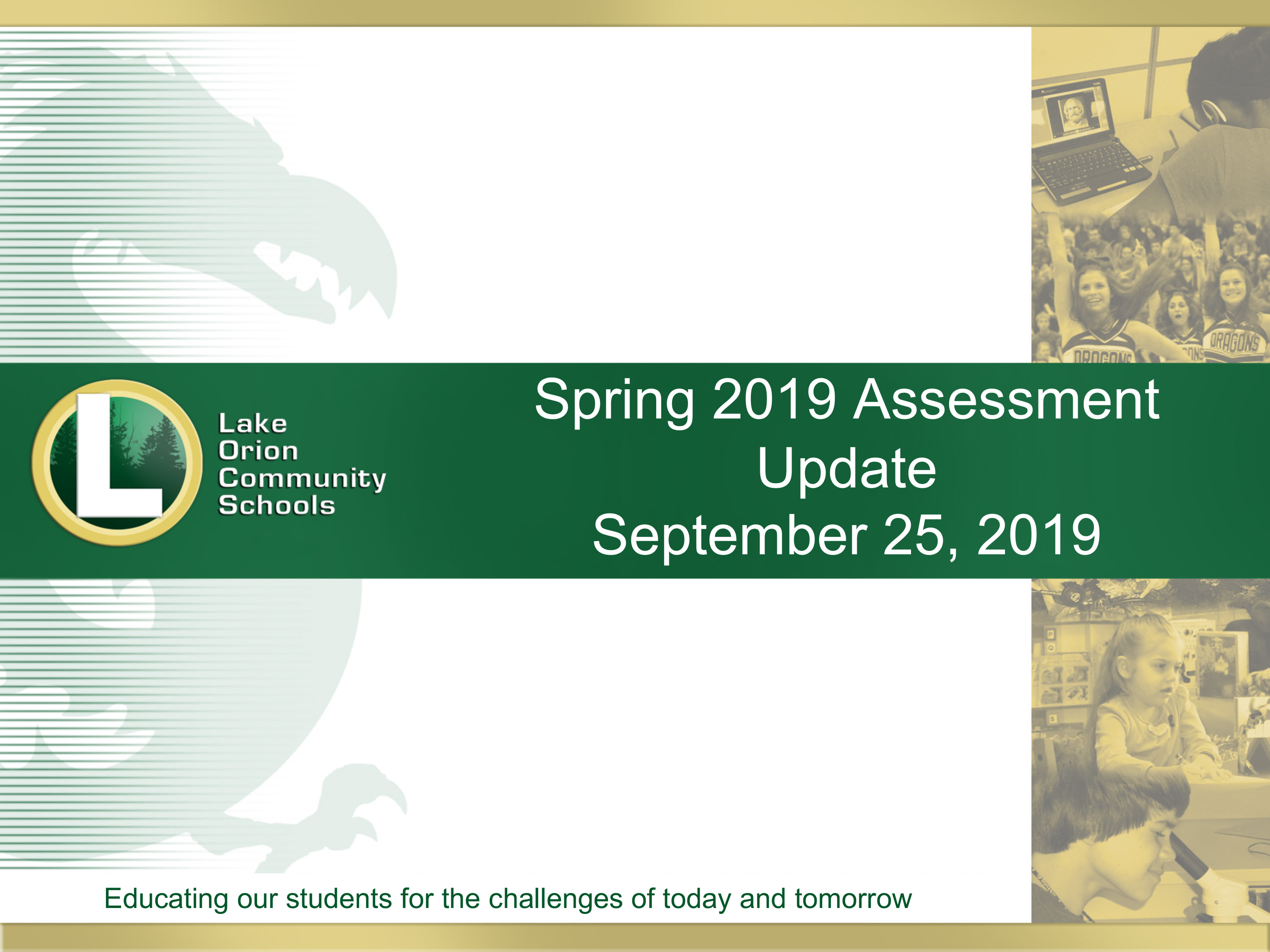 LOCS assessment -- Spring 2019
