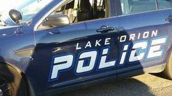 Lake Orion Police car