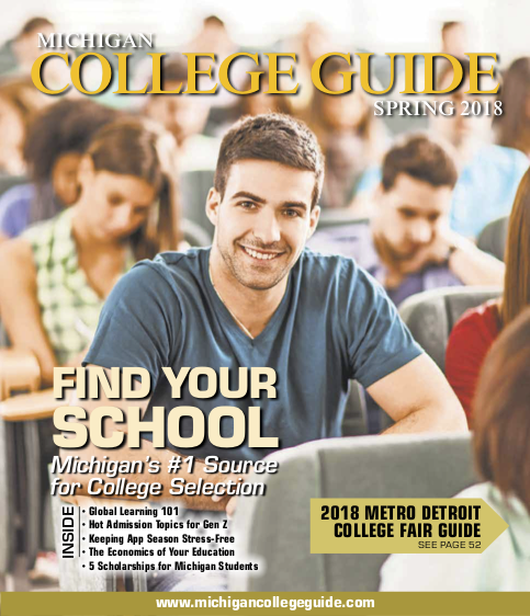 Michigan College Guide