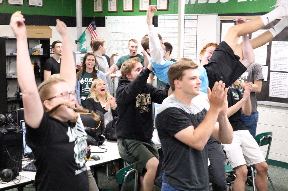 Dragon Broadcasting named NFHS national program of the year