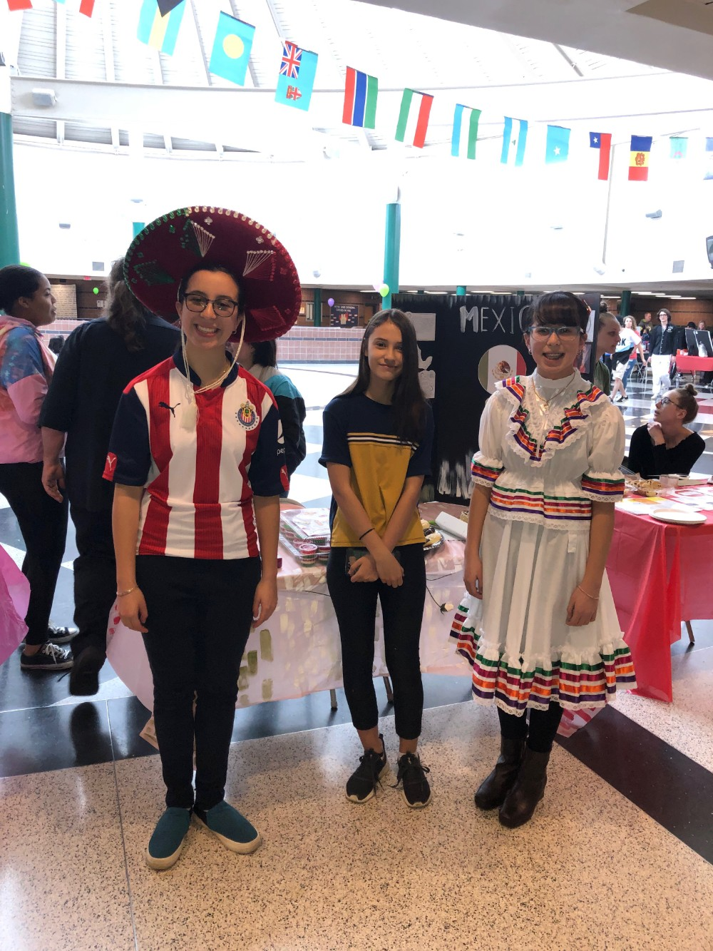 LOHS Culture Night shared diverse experiences to community