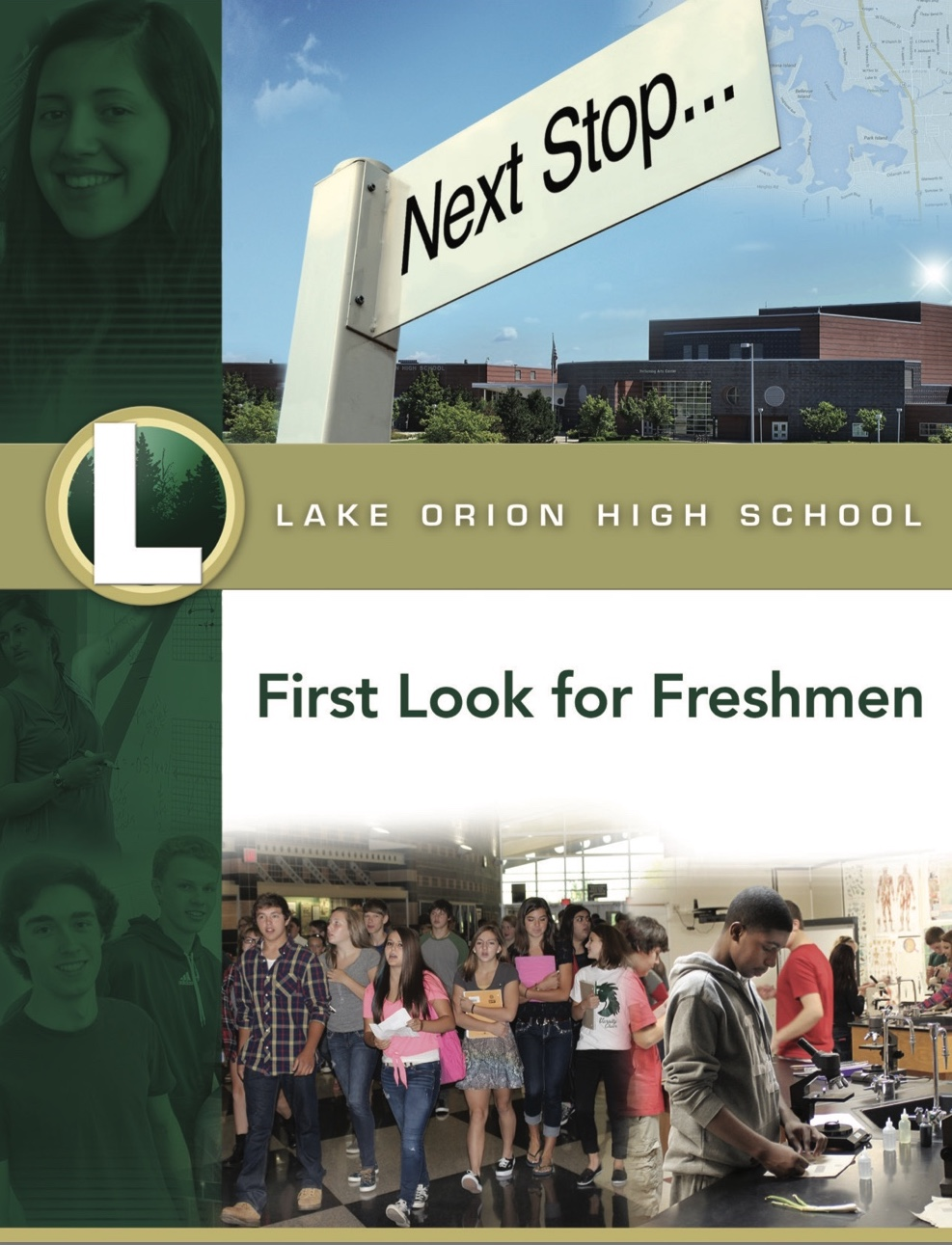 First Look for Freshmen