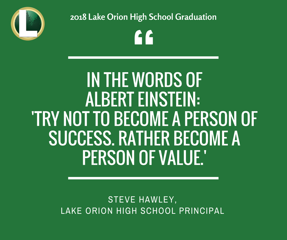 Quote from Stephen Hawley