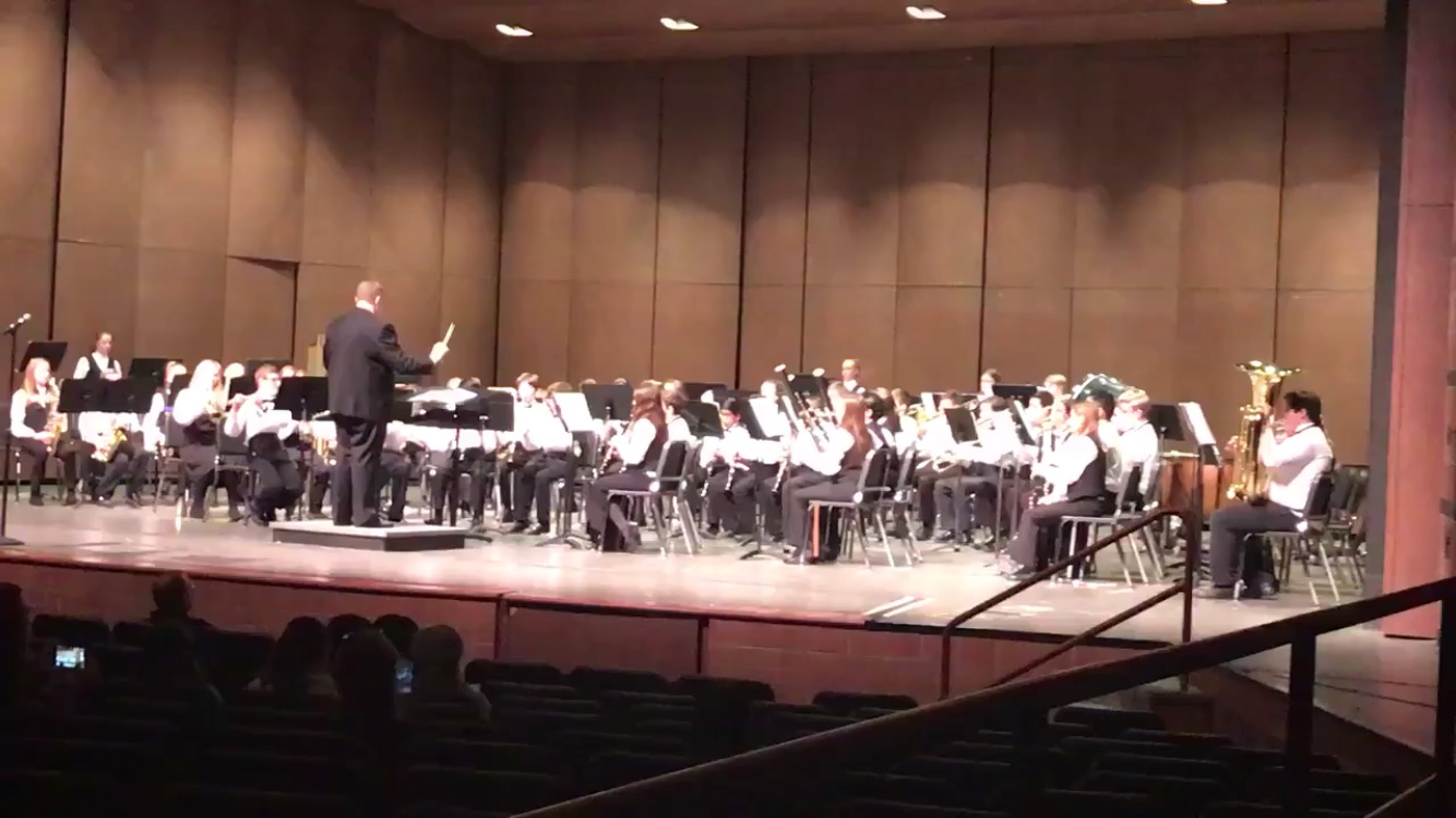 Sign up for middle school summer band opportunities