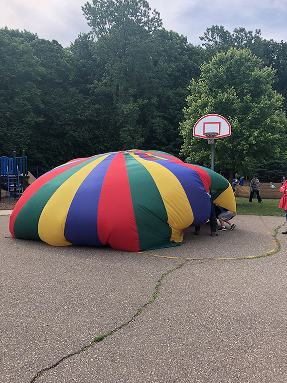 Webber Field Day a thrill