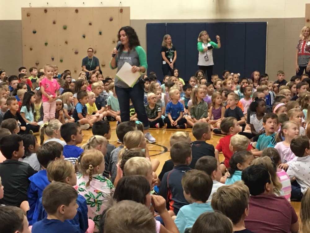 TRAKS program kicks off at Webber