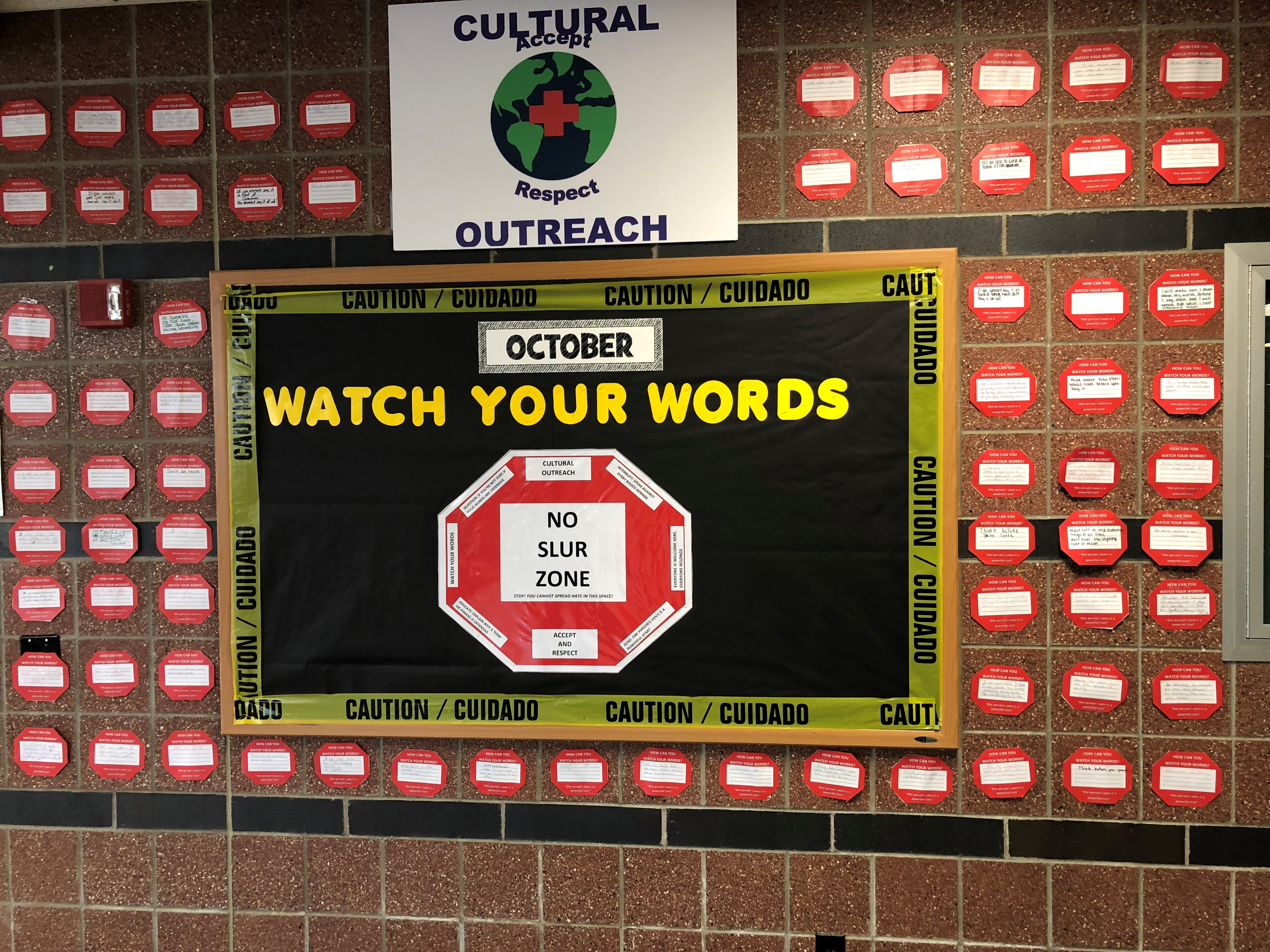 Watch Your Words Month