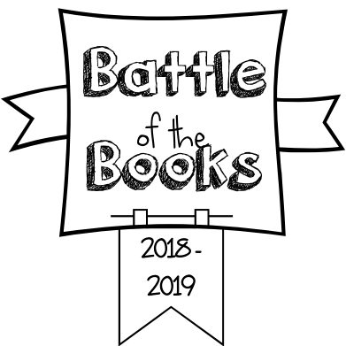Battle of the Books 2018-2019 is Here!
