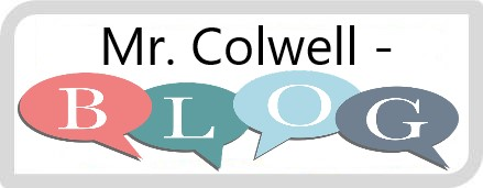 Mr. Colwell blog button