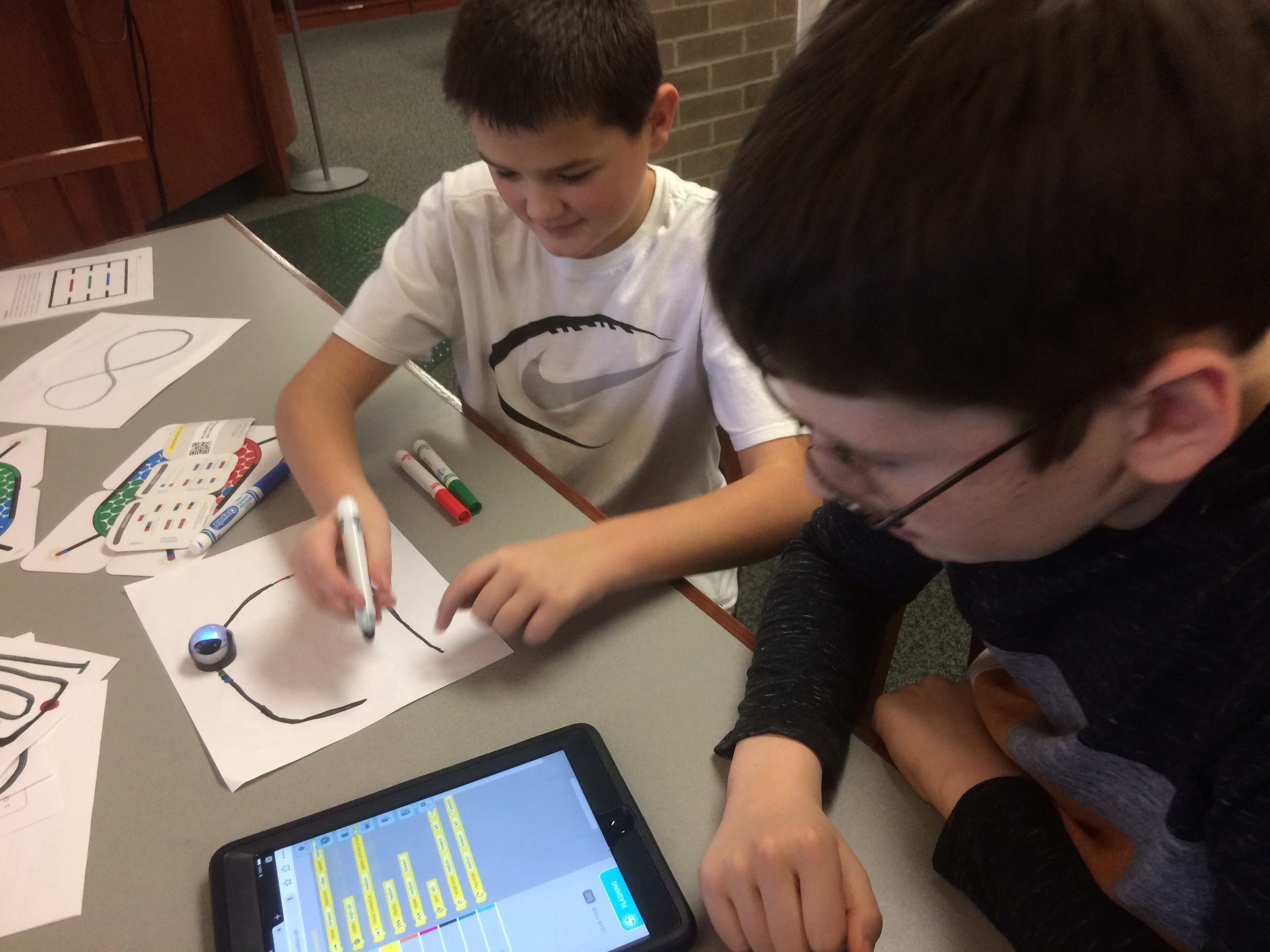 Scripps Celebrates Hour of Code All Month Long