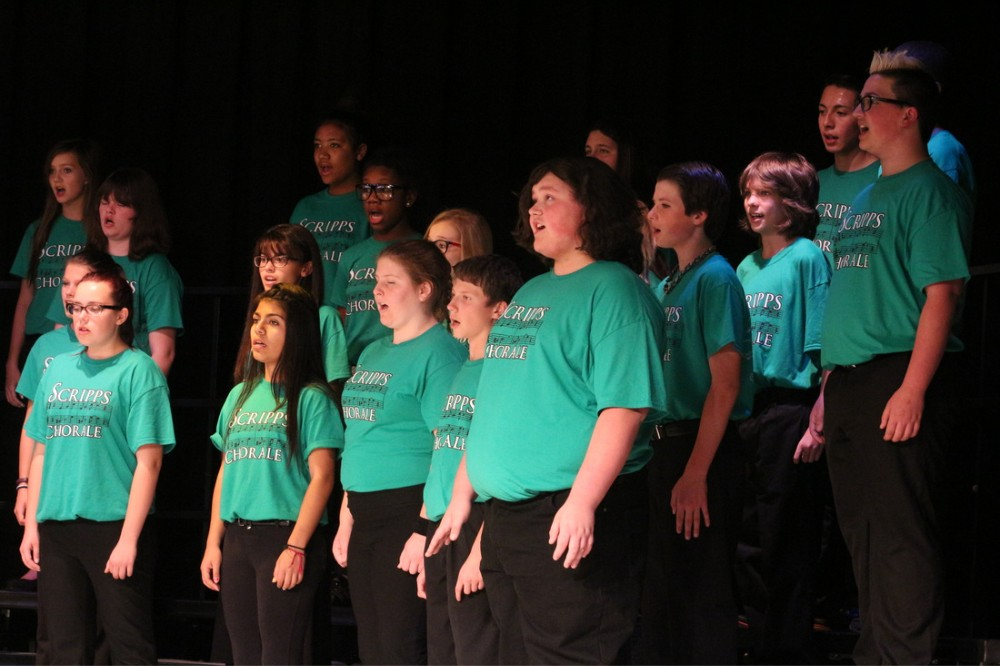 End of Year Choir Concert a Success