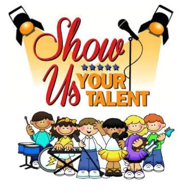 5/16: Webber's Night of Stars Talent Show!