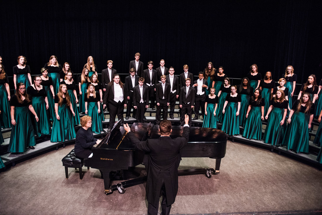 LOHS Chamber Choir Selected for ACDA North Central Conference